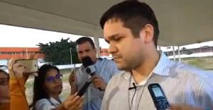Perseguido e rebaixado, delegado Lucas Sá pede licença e deve deixar a Paraíba