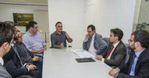 Cartaxo cria procuradorias setoriais e amplia atuação do controle interno municipal