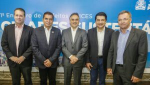 Prefeitos reconhecem modelo de gestão de Cartaxo como referência em sustentabilidade