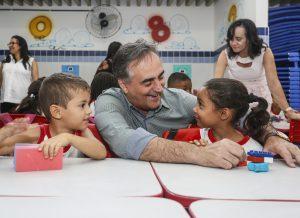 Cartaxo inaugura nesta segunda-feira creche reformada no Esplanada
