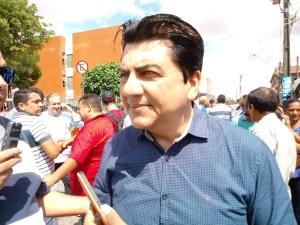 Manoel Jr lembra 2014 e diz que não é momento para PMDB ter candidatura própria