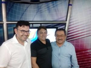 Na Arapuan, Maranhão revela telefonema para RC e projeta encontro com governador