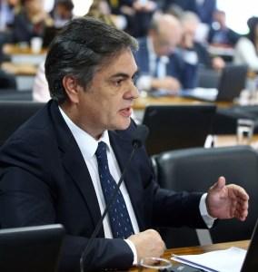 Atuação parlamentar: Cássio está entre os 10 senadores mais bem avaliados do país