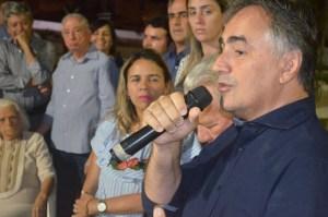Cartaxo participa de eventos comemorativos em Cajazeiras e se reúne com Zé Aldemir