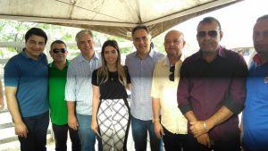 Cartaxo faz visita a Monteiro e conhece o Centro de Comercialização de Animais