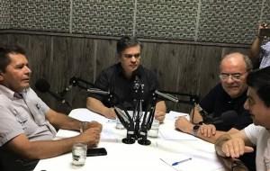 Cássio acredita que oposição encontrará caminho comum em 2018