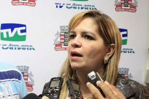 Cartaxo tem encontro com Raíssa para tratar de insatisfações da vereadora