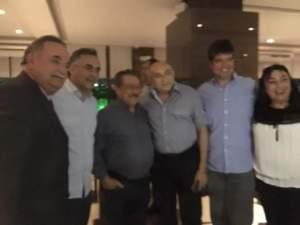 Amigos e políticos comemoram aniversário de Maranhão nesta sexta-feira