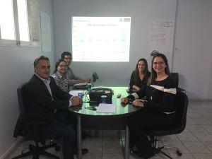 Luciano Cartaxo monitora resultados do programa Gerente Saúde