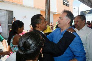 Após conversa, Cartaxo não descarta aliança com Damião Feliciano em 2018