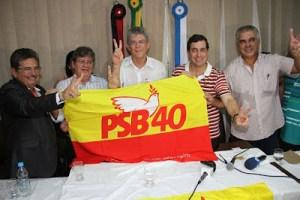 Juventude Socialista Brasileira ratifica apoio à pré-candidatura de João Azevedo