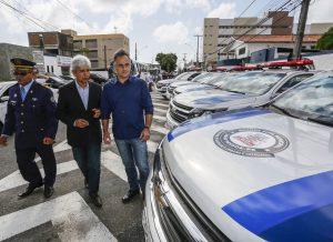 Cartaxo entrega novos equipamentos à Guarda Municipal e reforça segurança