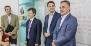 Cartaxo recebe visita do novo cônsul-geral dos EUA em Recife e discute novas parcerias