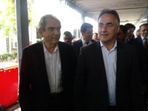 Ao lado de Raimundo Lira, Cartaxo minimiza declarações de Maranhão