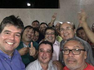 Ex-prefeito rompe com Benjamin Maranhão e anuncia apoio a Ruy Carneiro