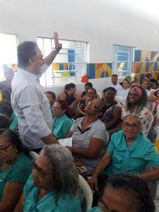 Costa e Silva: Prefeito entrega Centro de Cidadania e oferece cursos profissionalizantes