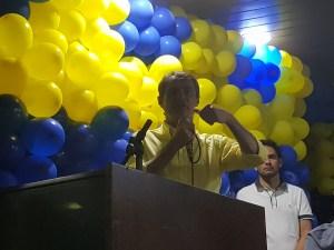 """""""O caminho que vai nos levar à vitória é a unidade"""", diz Romero Rodrigues"""