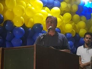 """O amor que temos à Paraíba nos manterá unidos"", afirma Cássio Cunha Lima"