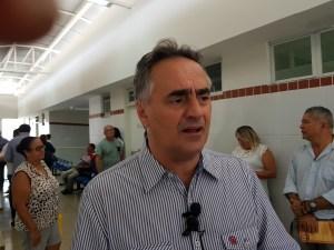 Após declarações de Efraim, Cartaxo admite aliança com DEM para 2018