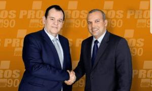 Pai de André Amaral assume comando do PROS na PB e deputado vai se filiar ao partido