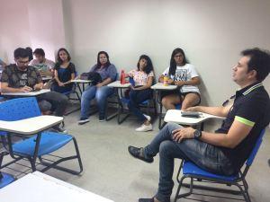 Anderson Soares é convidado para palestra sobre jornalismo político na UFPB