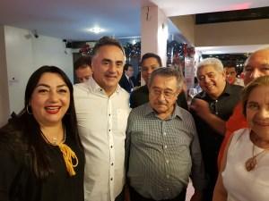Festa de confraternização de Maranhão reúne Frente das oposições na Paraíba