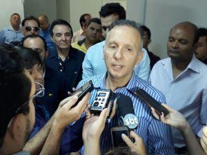 """""""Estão apregoando mentiras sobre a reforma da previdência"""", diz Aguinaldo Ribeiro"""
