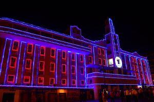 Gervásio inaugura iluminação natalina da Assembleia Legislativa; veja o vídeo