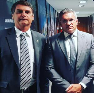 Principal aliado de Bolsonaro no nordeste, Julian Lemos anuncia saída do Patriotas