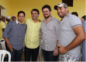 Romero cumpre agenda em Princesa Isabel  e Maturéia e reafirma pré-candidatura