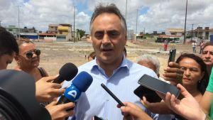 """Cartaxo manda recado para Maranhão: """"Se não acredita na gestão é só deixar"""""""