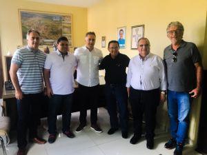 Luciano vai com Rômulo a Alagoa Grande discutir modelo de gestão de resultados