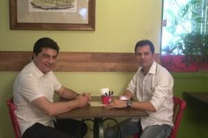 """Entrevista: Manoel Júnior é o convidado de Anderson Soares no """"Café com Política"""""""