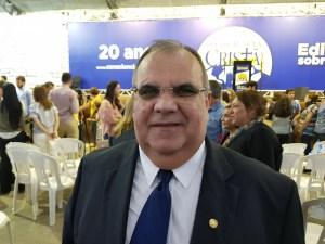 Rômulo diz que candidatura de Cartaxo é irreversível e anuncia encontros regionais do PSD