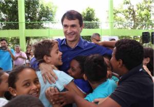 Romero Rodrigues abre oficialmente  ano letivo em Campina nesta segunda-feira