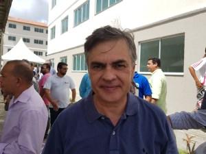 Cassio aguarda reunião entre Cartaxo e Romero para anunciar candidatura das oposições