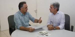 Prefeito Luciano Cartaxo define nome do novo superintendente da Semob
