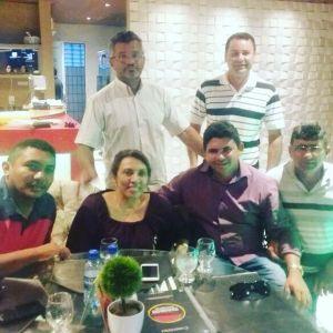 Em Pombal, aliados de Pollyana Dutra declaram apoio à pré-candidatura de Cida Ramos à AL