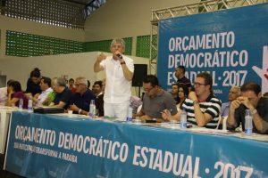 Ricardo modifica calendário do OD e sinaliza permanência no governo