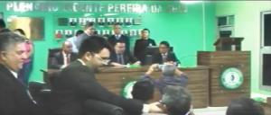 Berg Lima participa da posse de Noquinha e diz ter esperança em voltar à prefeitura