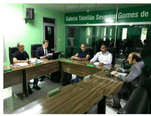 Por unanimidade, Comissão Processante aprova parecer pela cassação de Luiz Antônio