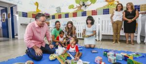 Prefeitura de João Pessoa entrega 55ª creche em novo padrão nesta quinta-feira