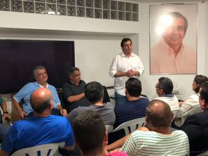 Eleições 2018: Gervásio Maia recebe apoio do deputado estadual Edmilson Soares