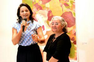 Celeiro Espaço Criativo recebe mostra coletiva de mulheres e exposição fica aberta até o dia 15 de abril