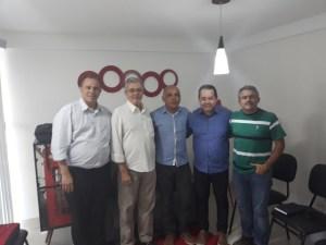 REDE e PCdoB selam aliança proporcional e querem eleger três deputados em outubro