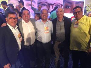 Nonato e Artur Bolinha são eleitos para o Diretório Nacional no Congresso do PPS em São Paulo