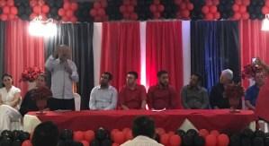 Bayeux: Posse de Adriano Martins no Diretório do MDB reúne adversários politicos na mesma mesa