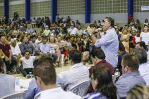 Bairro de Mangabeira recebe gestão municipal na última audiência do Orçamento Participativo de 2018