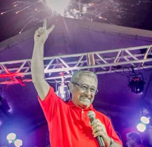 """""""Minha candidatura está mais sólida e forte do que nunca"""", diz Maranhão"""