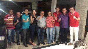 Articulações: Em Patos, Maranhão recebe apoio de 11 dos 17 vereadores do município